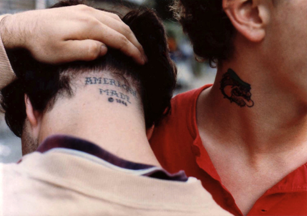 Portraits of… NEW YORK Punk Culture From The 80′s