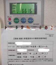 PV-Green証明書