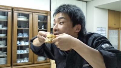うのクン食べる!