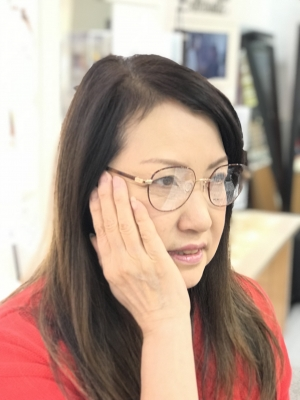 パーフェクトナンバーメガネ
