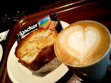 cafeー。