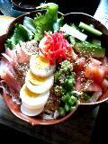 特製サラダ冷麺