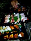 寿司だっ♪