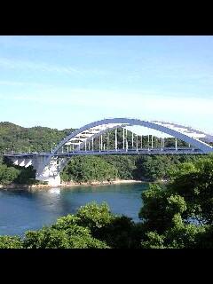 大三島橋!