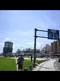 尾道駅だ!