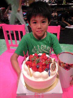 Happy Birthday〜♪