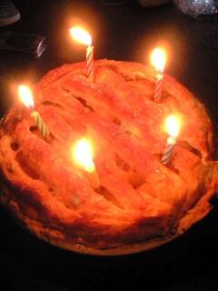 祝☆誕生日だ!