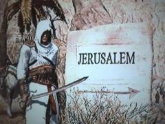 エルサレム行き(暗殺中)