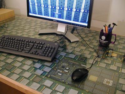 CPUの机