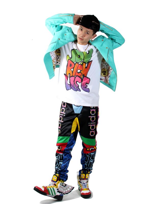 Jeremy Scott Adidas Pants