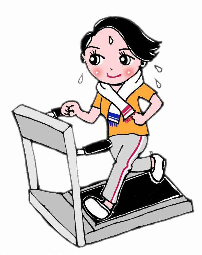 膝痛 ひざの痛み 治療 コロナ 歩行痛 小脳 ルームウォーカー  ウォーキング 有酸素運動