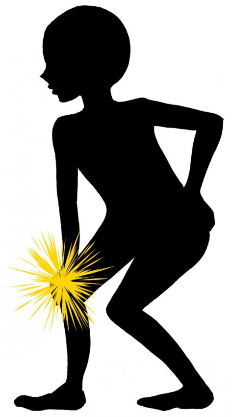 膝痛 オスグッドシュラッター  スネの痛み シンスプリント 治療