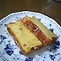 マーマレードパウンドケーキ