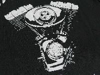 DaytonaBROS×SAMURAI コラボtシャツ