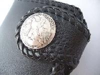 ロングウォレット(革財布)ブルフロッグ