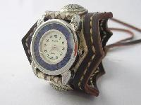 レザーウォッチ(腕時計) ブラウン