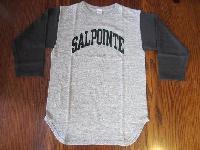 ウェアハウス 7分袖ベースボールT  SALPOINTE
