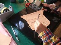 レザークラフト教室
