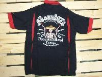 MWSボーリングシャツ