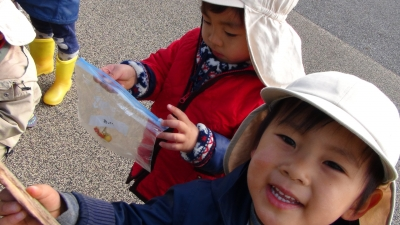 浦安森のようちえん12/17
