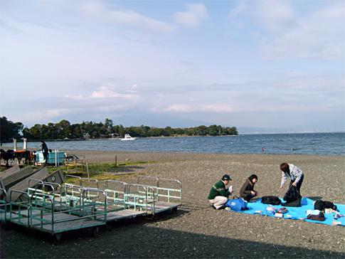 大瀬崎でダイビング|2009/03/08