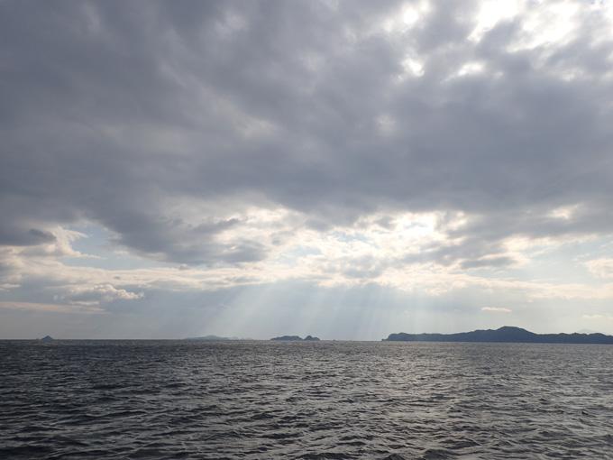 早崎と二股島|女川でダイビング