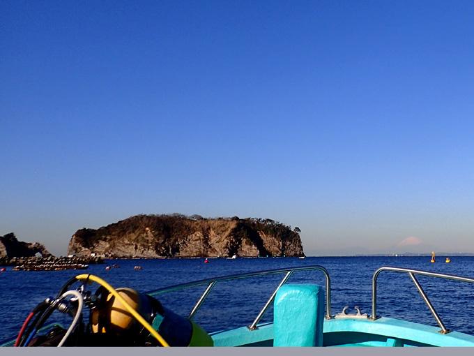 浮島|かっちゃまでダイビング