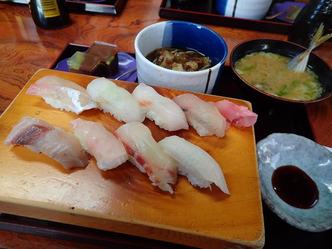 惣四郎寿司|かっちゃまでダイビング