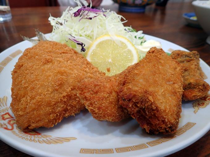 こだま|魚のフライ定食