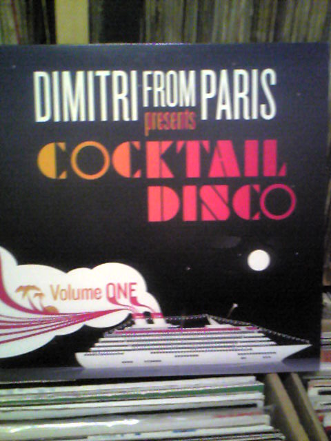 COCKTAIL DISCO