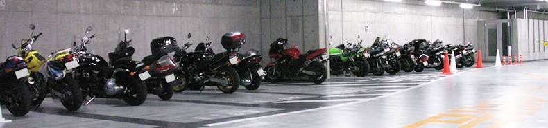 秋葉原 バイク 駐輪場