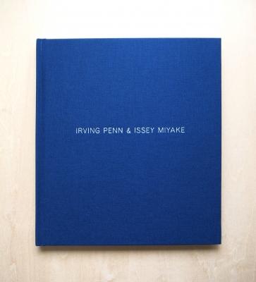 Irving Penn & Issei Miyake 1