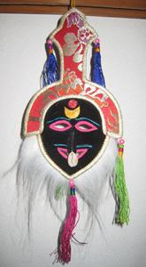 チベットオペラマスク