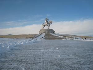 モンゴル国立図書館90周年遠足