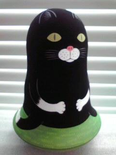 コボシ黒白猫