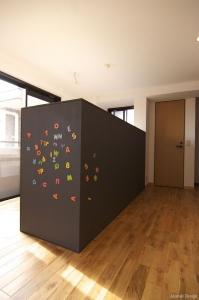 黒板塗装・磁石