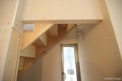 階段納まり