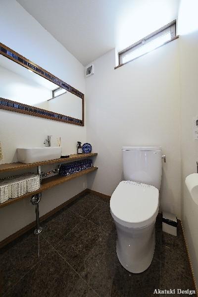 北欧ハウストイレ