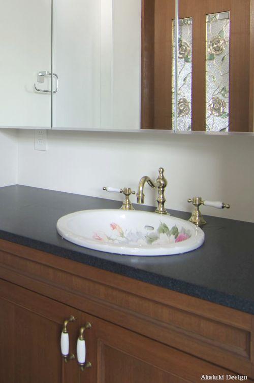 陶芸家の洗面器