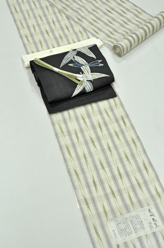 絹芭蕉コーディネート001