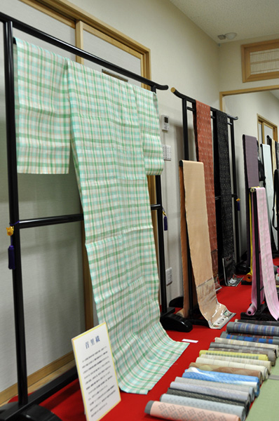 琉球染織工芸展会場写真001