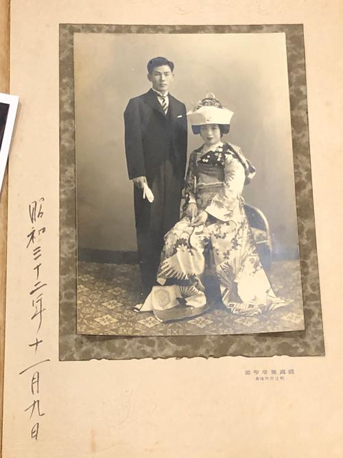 白井夫妻の結婚式の写真白井500ピクセル