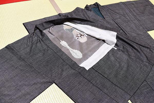 紬のアンサンブルの写真006600ピクセル