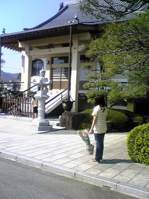 山梨県甲府市の浄興寺