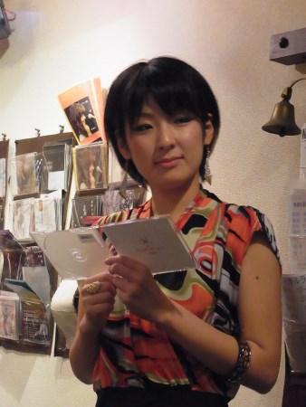 これが平野翔子歌う「カーミン」のテーマソングです。←これをクリックすると... fundmone
