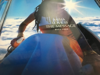 MISIA_Loveisthemessage