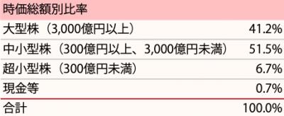202001_ひふみ投信_時価総額別