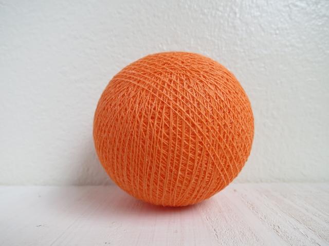 ナスタチウムオレンジ