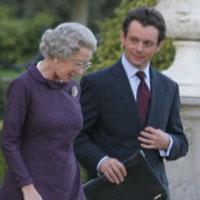 エリザベス女王二世&トニー・ブレア