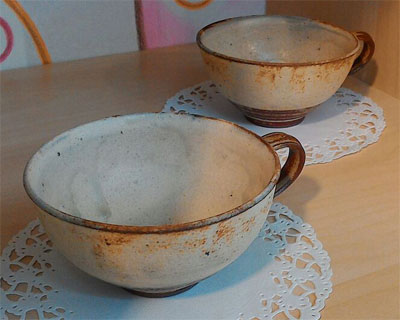 遠藤さんのカップ(幅広〜)